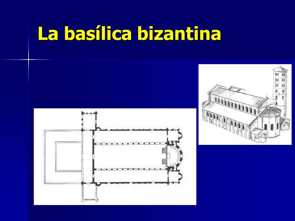 La basílica bizantina