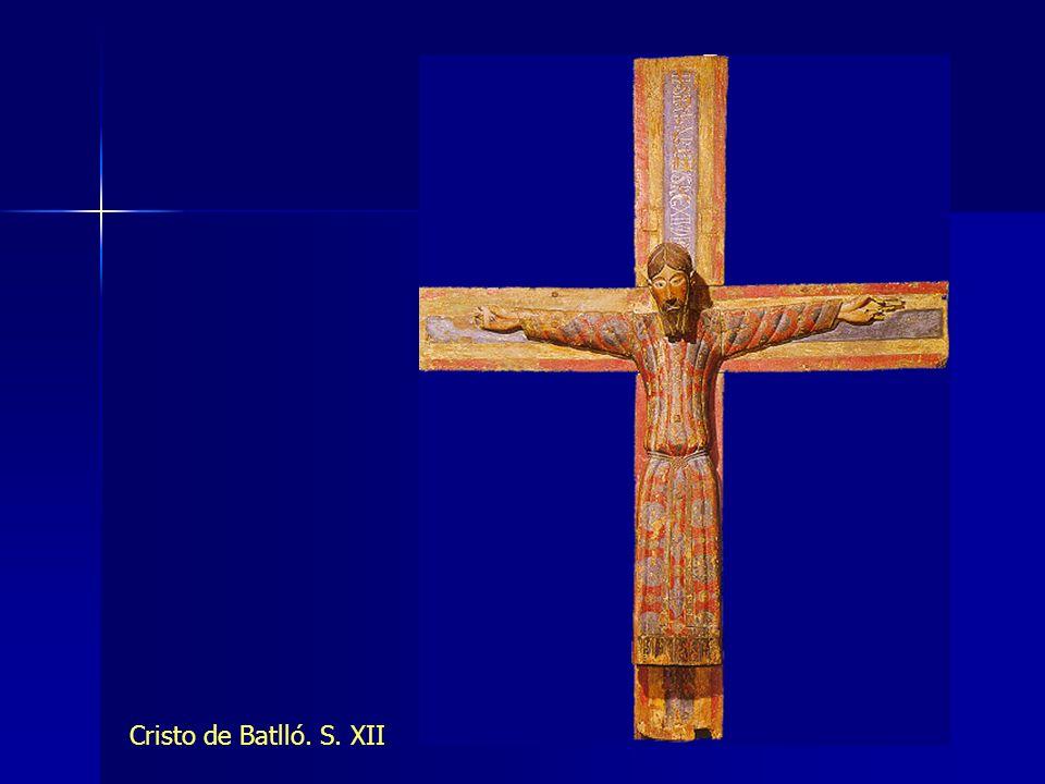 Cristo de Batlló. S. XII
