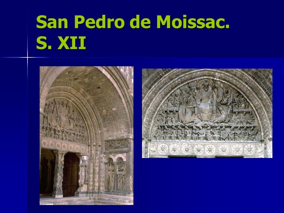San Pedro de Moissac. S. XII