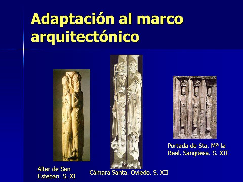 Adaptación al marco arquitectónico