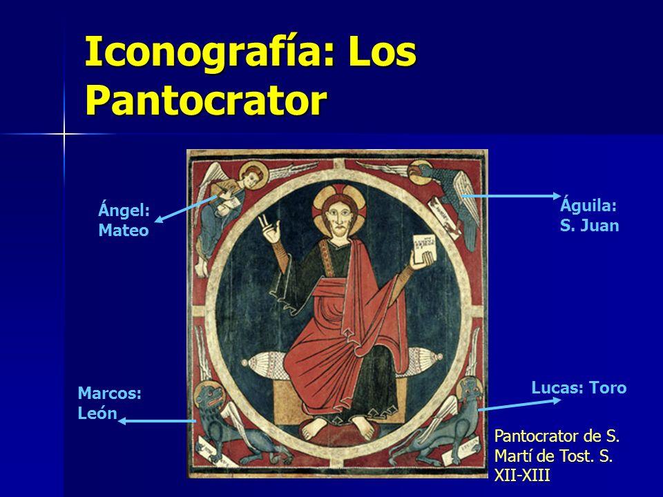 Iconografía: Los Pantocrator
