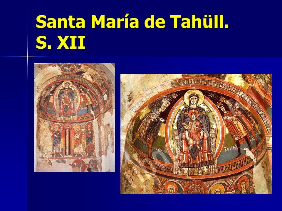 Santa María de Tahüll. S. XII