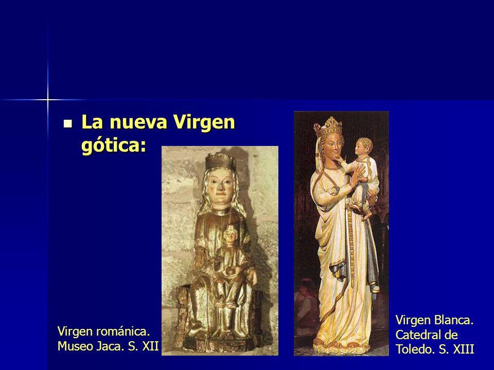 La nueva Virgen gótica: