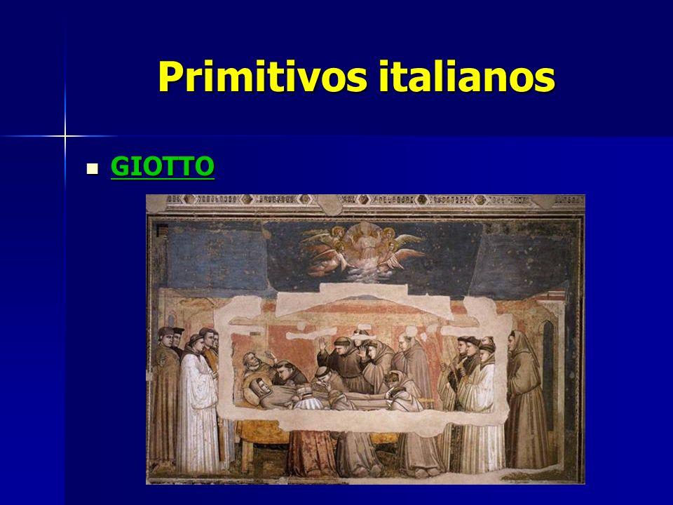 Primitivos italianos GIOTTO