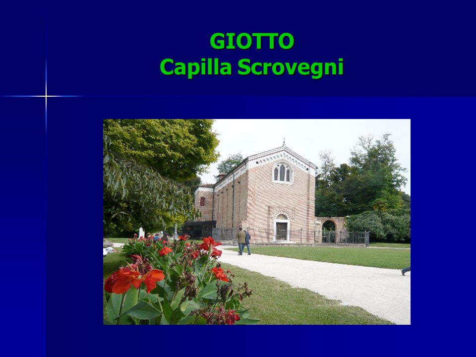 GIOTTO Capilla Scrovegni