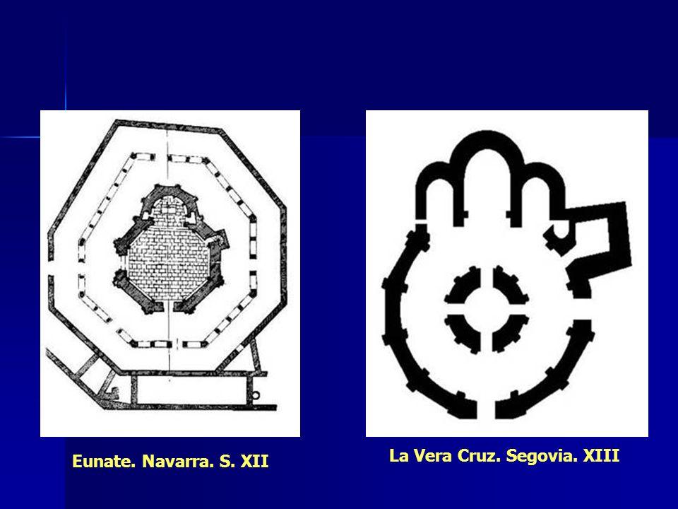 La Vera Cruz. Segovia. XIII