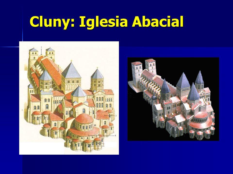 Cluny: Iglesia Abacial
