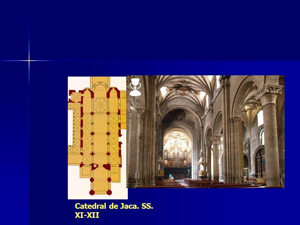 Catedral de Jaca. SS. XI-XII