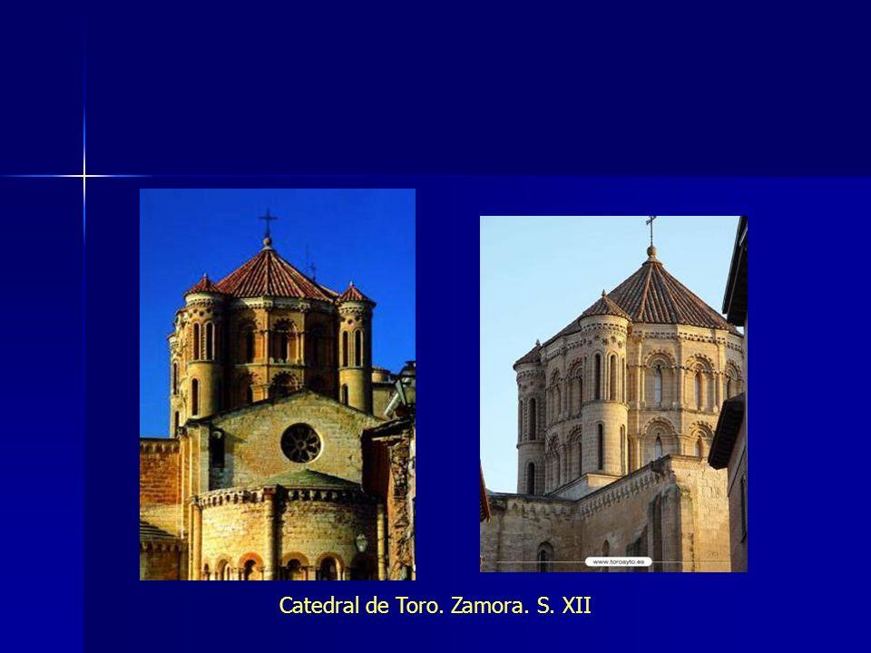 Catedral de Toro. Zamora. S. XII