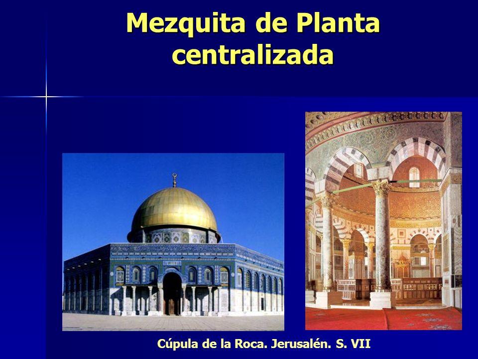 Mezquita de Planta centralizada