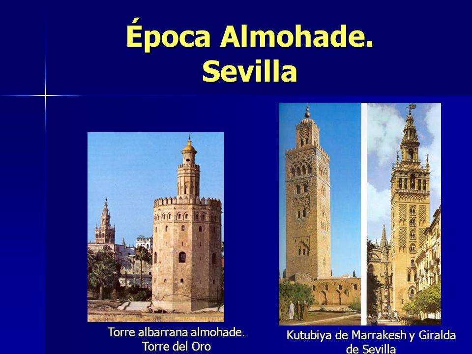 Época Almohade. Sevilla