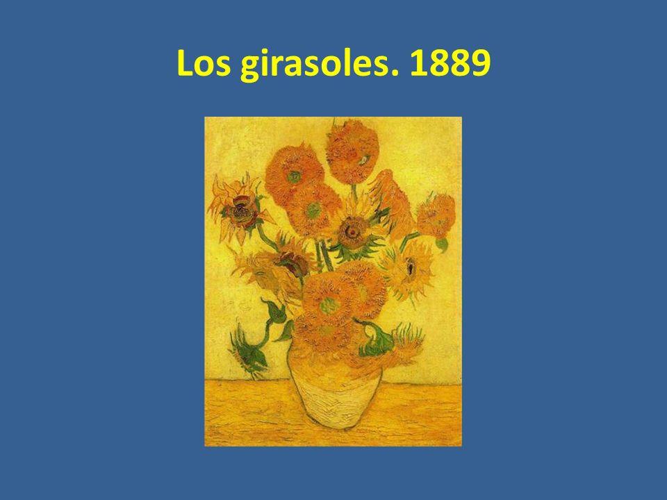 Los girasoles. 1889
