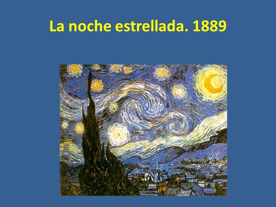 La noche estrellada. 1889