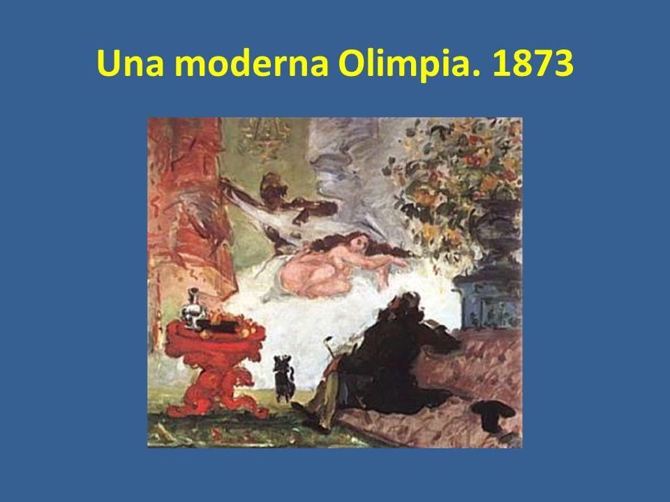 Una moderna Olimpia. 1873