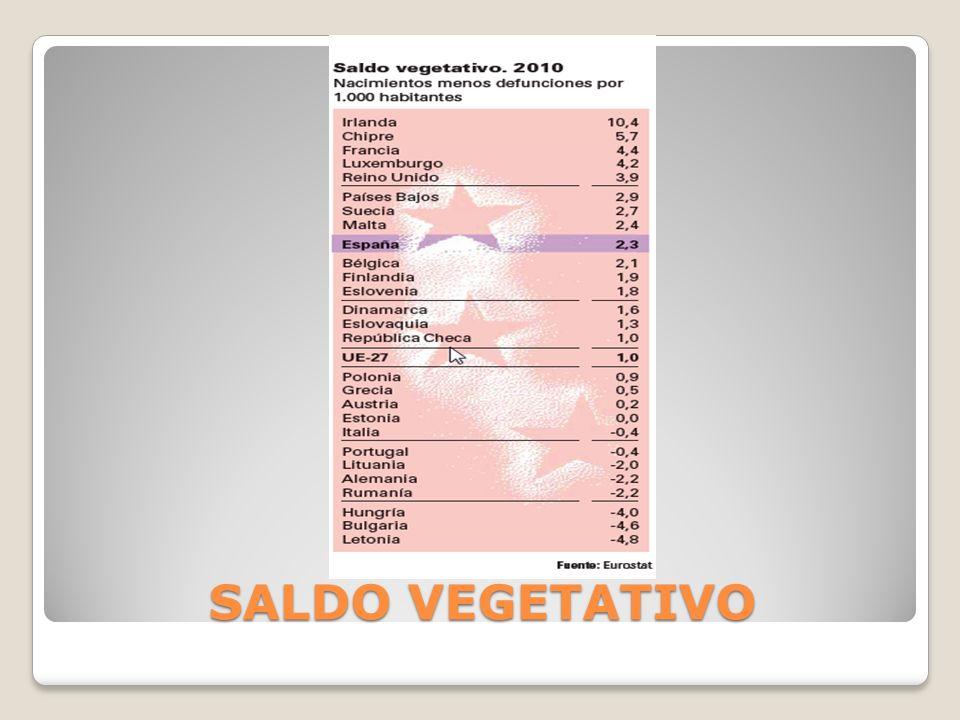 SALDO VEGETATIVO