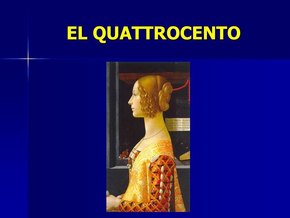 EL QUATTROCENTO