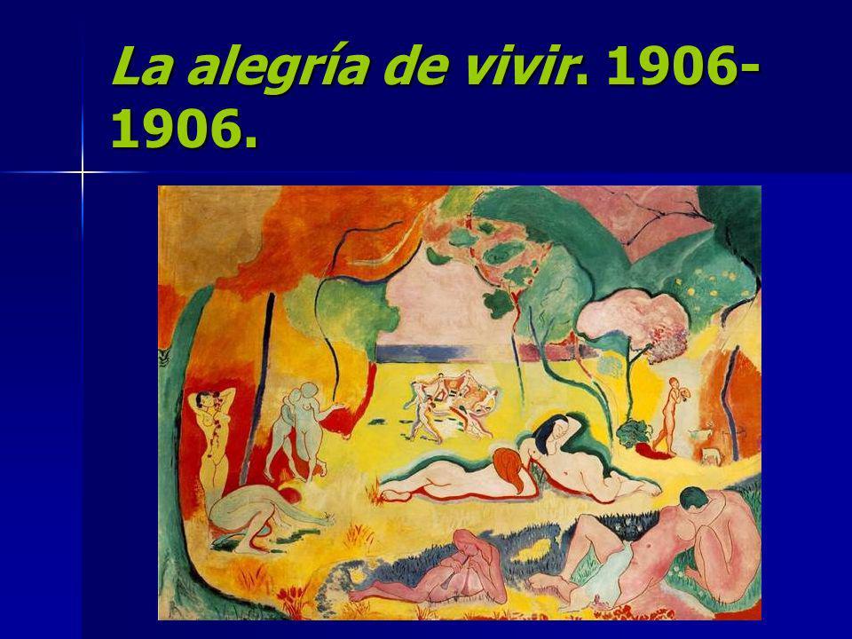La alegría de vivir. 1906-1906.