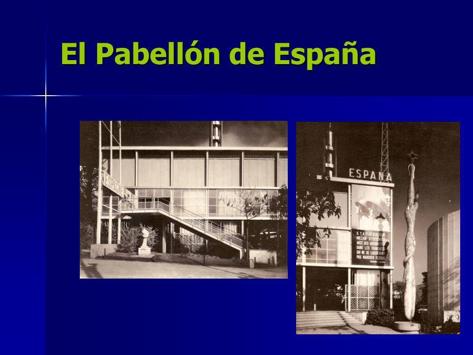 El Pabellón de España