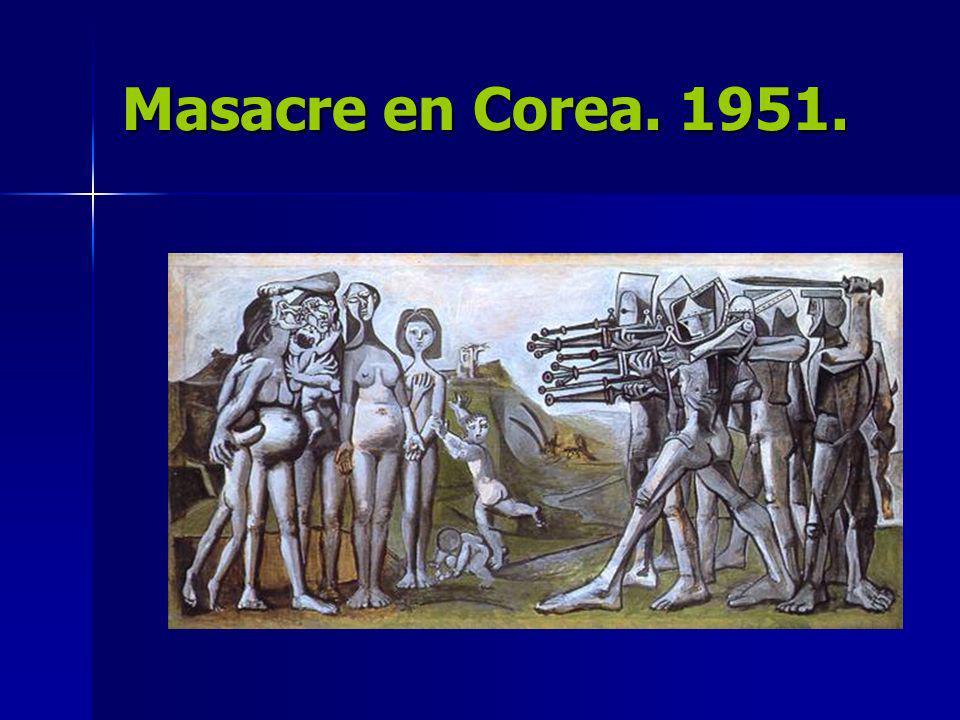 Masacre en Corea. 1951.