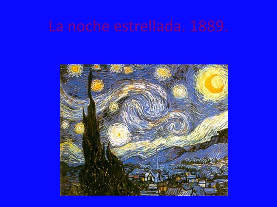 La noche estrellada. 1889.