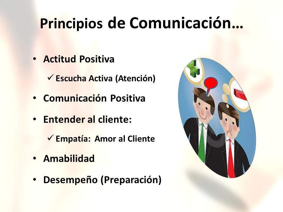 Principios de Comunicación…