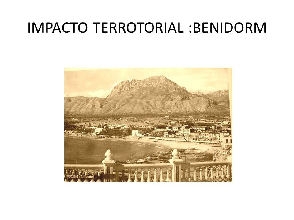 IMPACTO TERROTORIAL :BENIDORM