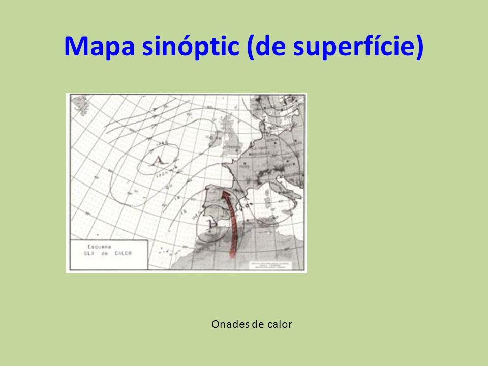 Mapa sinóptic (de superfície)