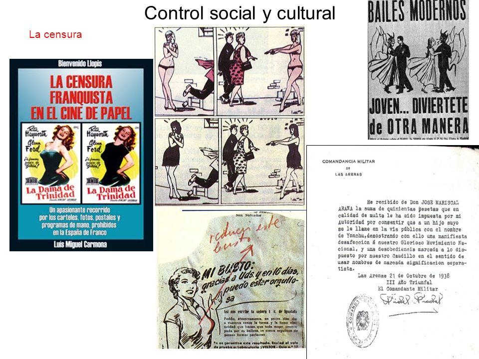 Control social y cultural