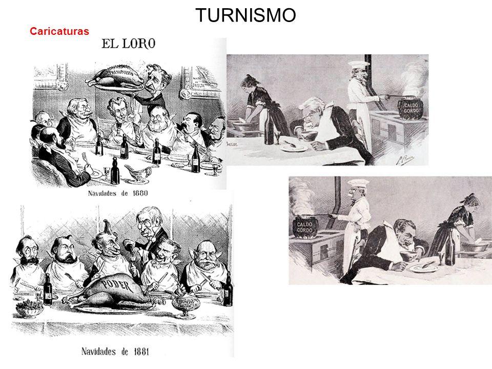 TURNISMO Caricaturas