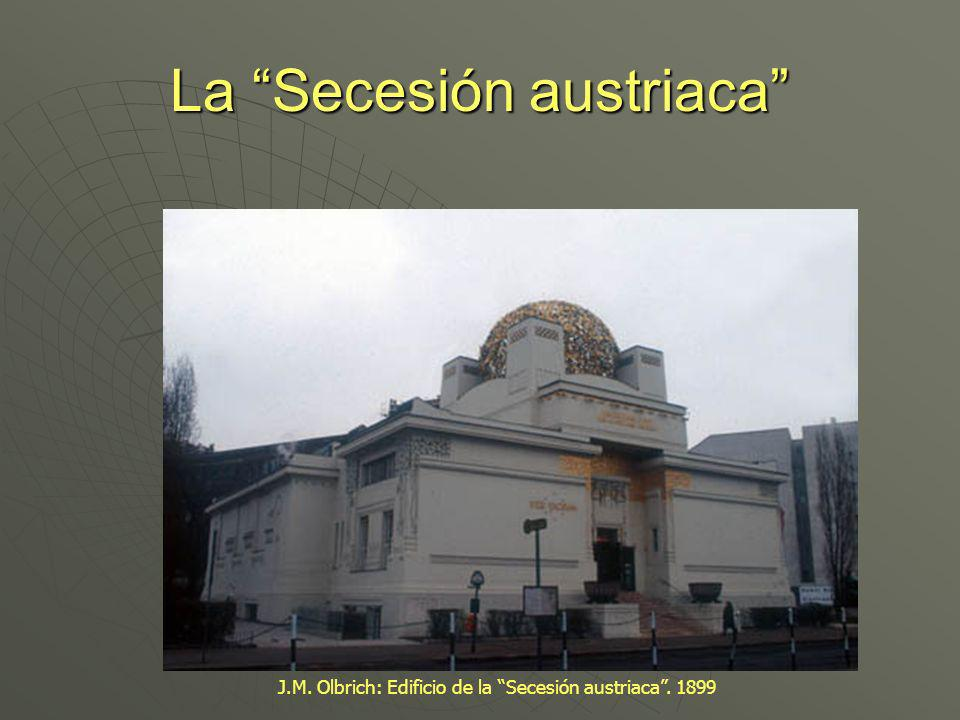 La Secesión austriaca