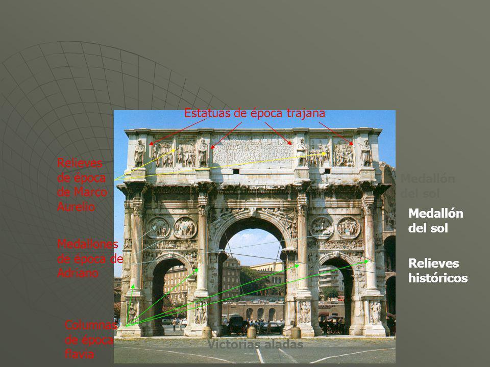 Estatuas de época trajana