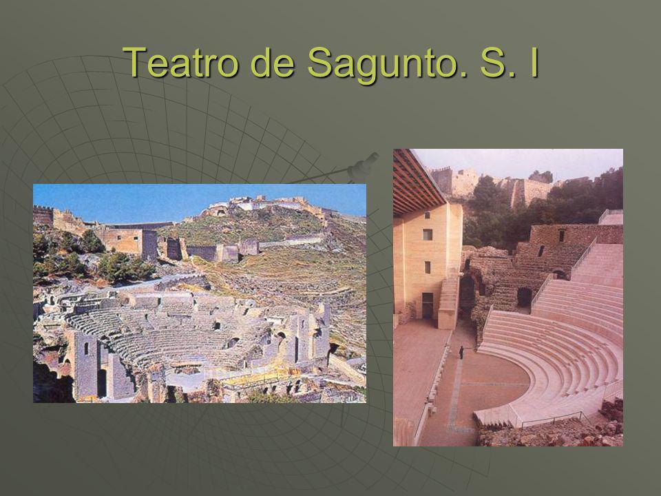 Teatro de Sagunto. S. I