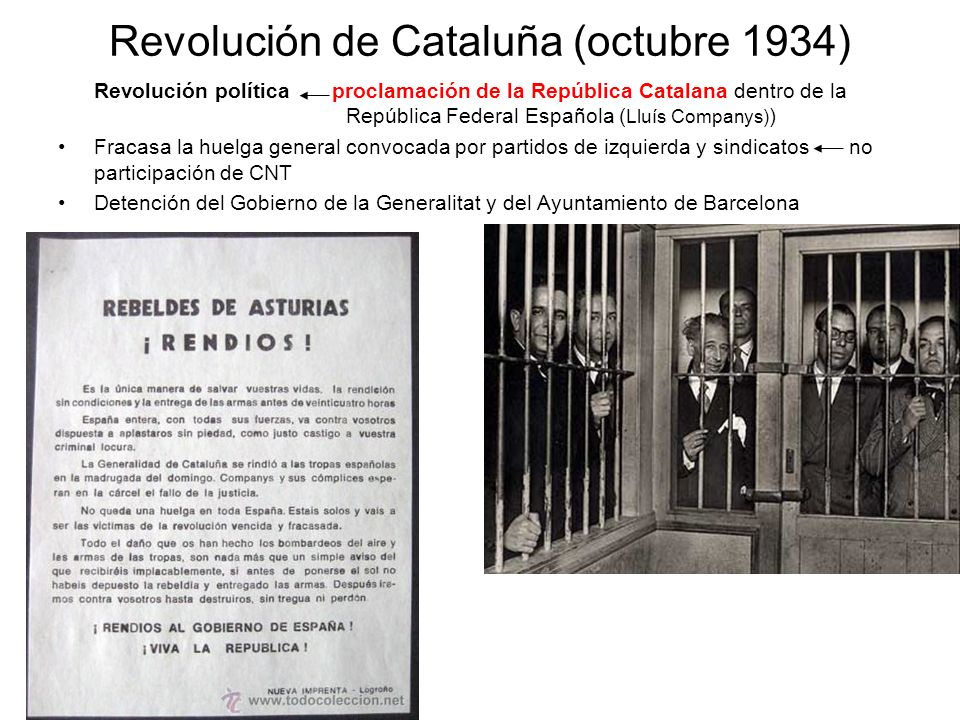 Revolución de Cataluña (octubre 1934)