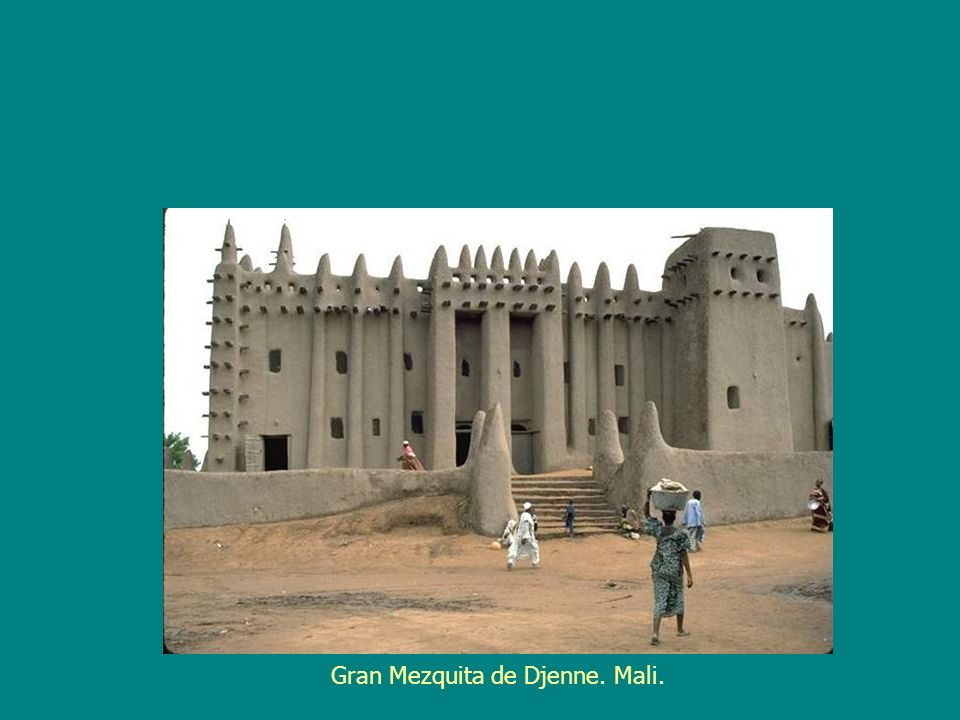 Gran Mezquita de Djenne. Mali.