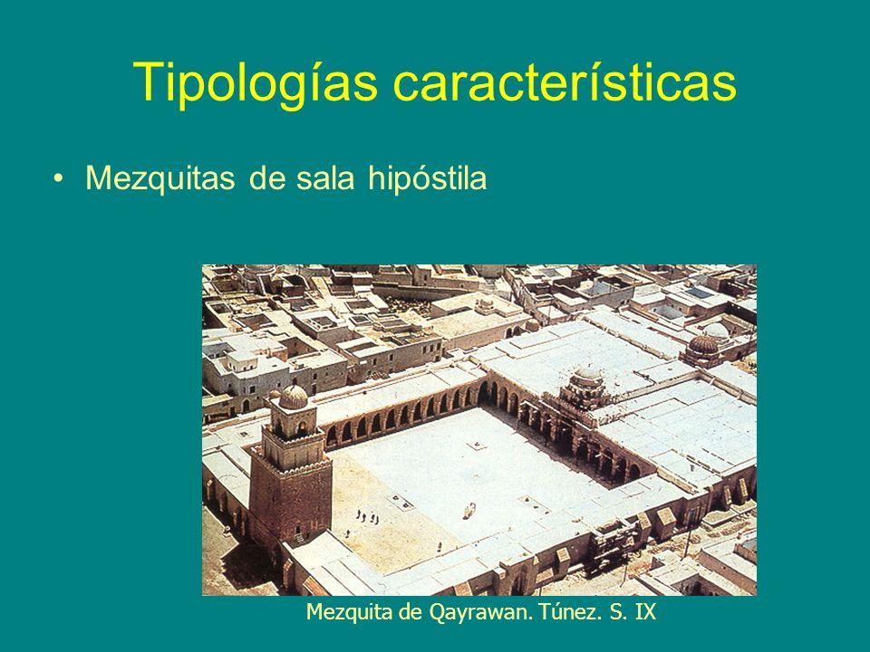 Tipologías características