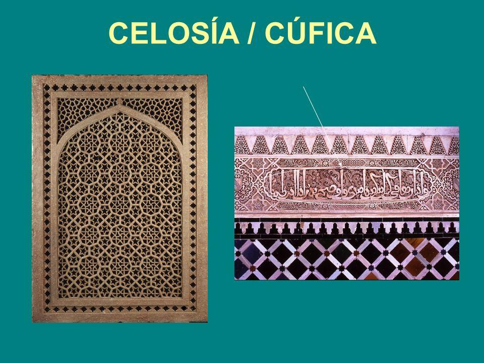 CELOSÍA / CÚFICA
