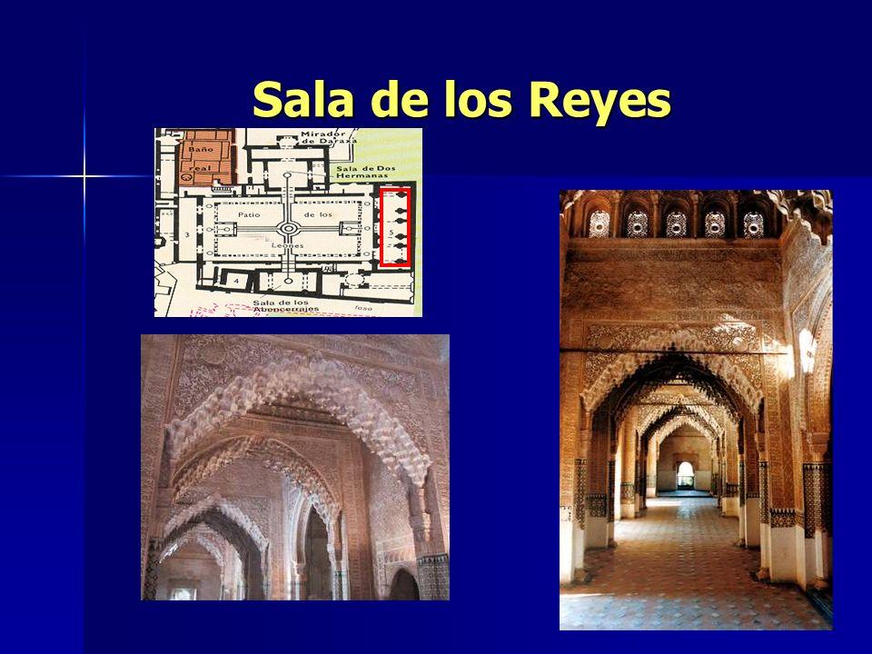 Sala de los Reyes
