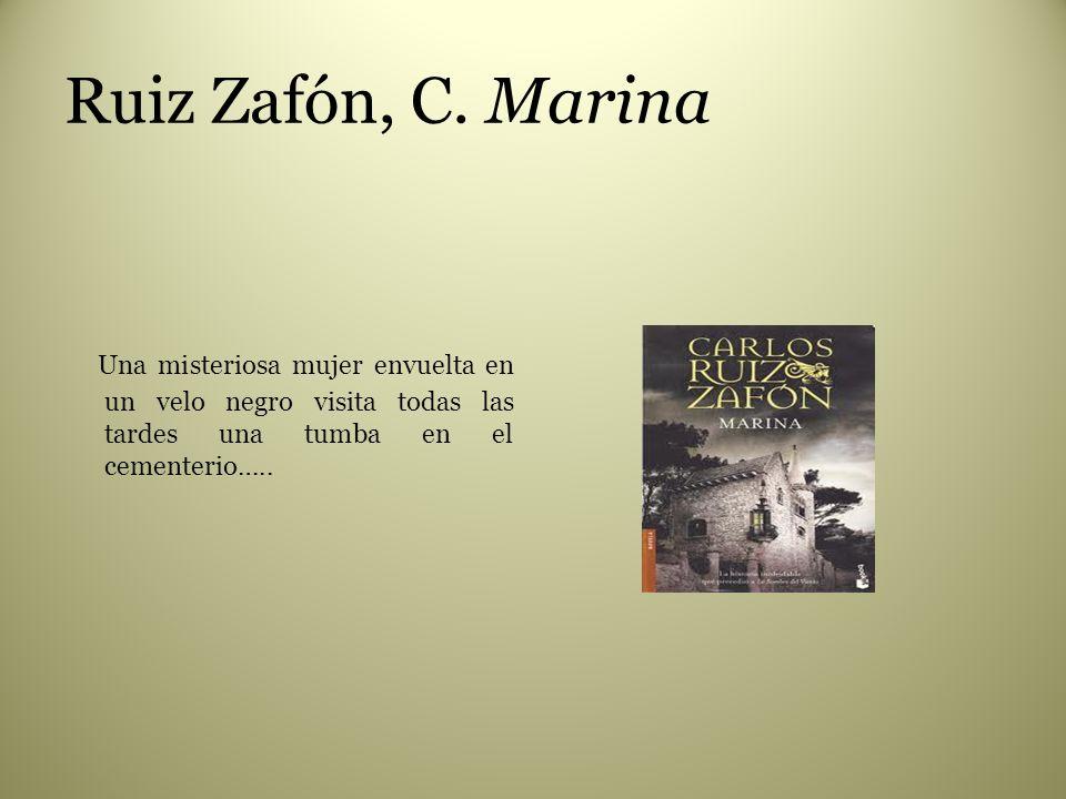 Ruiz Zafón, C.