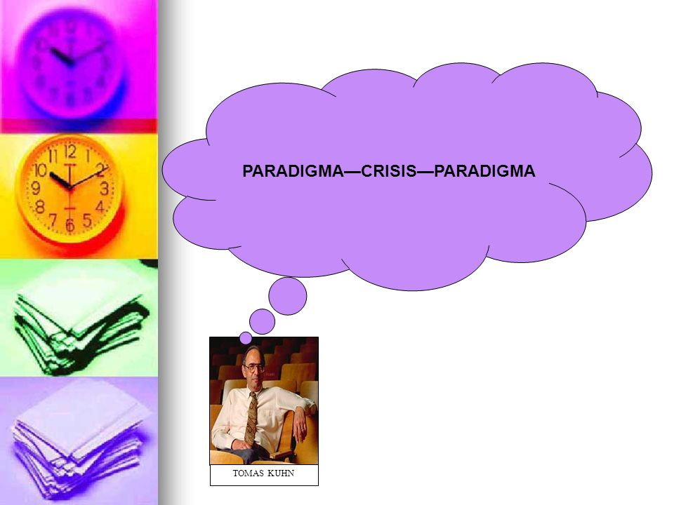 PARADIGMA—CRISIS—PARADIGMA