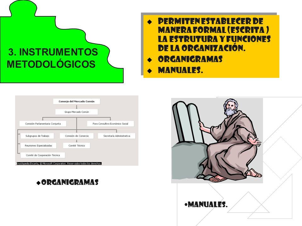 3. INSTRUMENTOS METODOLÓGICOS