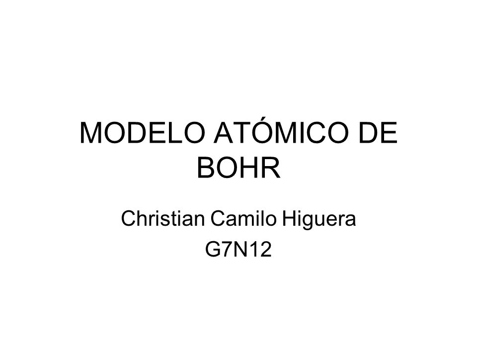 Christian Camilo Higuera G7N12