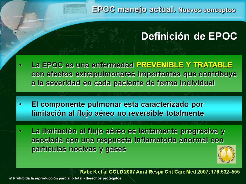 Definición de EPOC