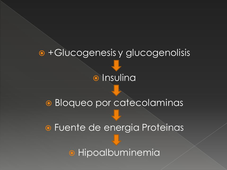 +Glucogenesis y glucogenolisis Insulina Bloqueo por catecolaminas