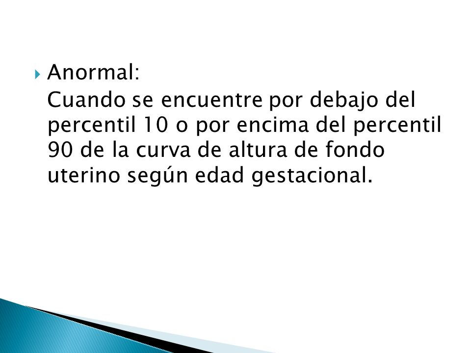 Anormal: