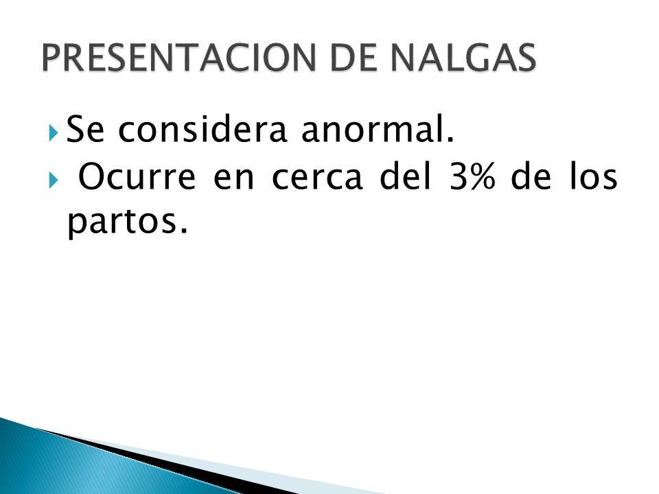 PRESENTACION DE NALGAS