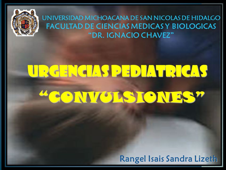 URGENCIAS PEDIATRICAS