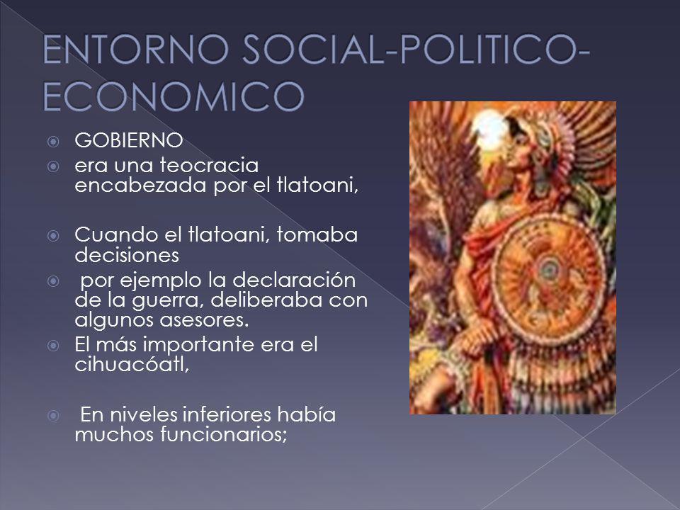 ENTORNO SOCIAL-POLITICO-ECONOMICO