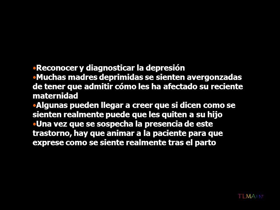 Reconocer y diagnosticar la depresión