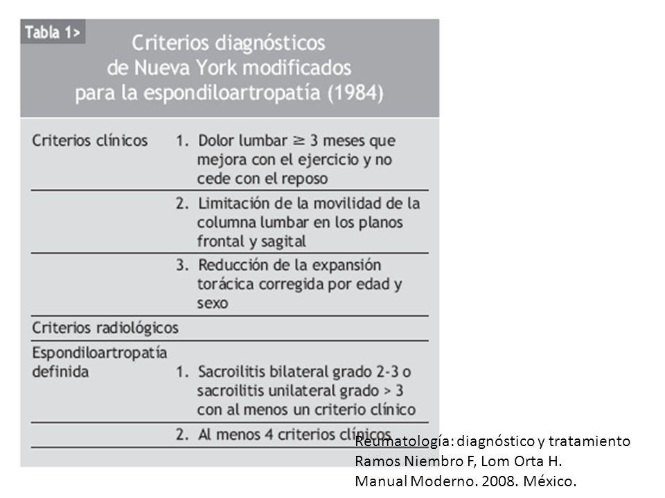 Reumatología: diagnóstico y tratamiento