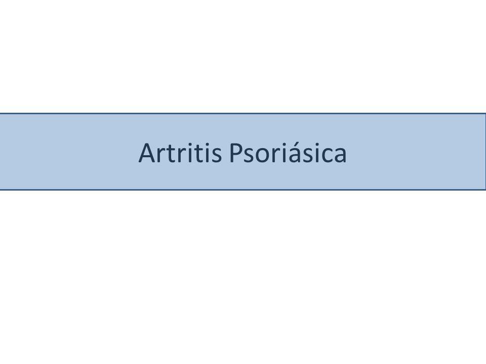 Artritis Psoriásica .